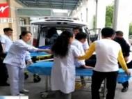 救护车被撞 伤者谁负责(上)