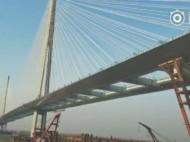 切身实地感受即将建成通车的芜湖长江二桥