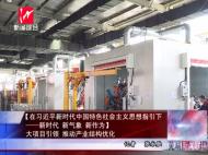 【在习近平新时代中国特色社会主义思想指引下——新时代 新气象 新作为】大项目引领 推动产业结构优化