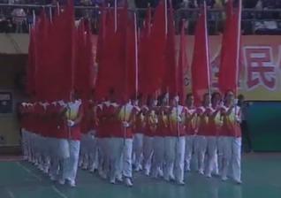 【回放】芜湖市第13届运动会开幕式暨首届市民运动会 首届残疾人运动会开幕式盛况