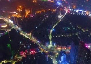 芜湖的夜晚,竟如此靓丽…