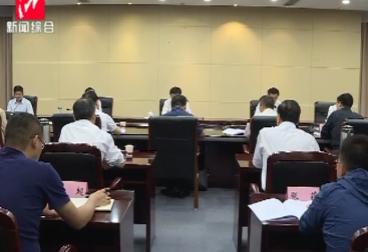 潘朝晖:弘扬法治精神 强化法治之力 不断开创法治芜湖建设新局面