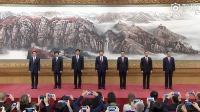 """新时代""""梦之队"""",引领中国强起来!"""