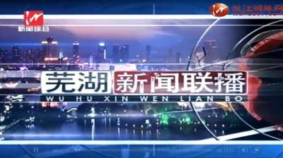 芜湖新闻联播-2018-01-03