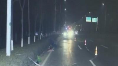环卫工被撞身亡 酒驾司机3小时后自首
