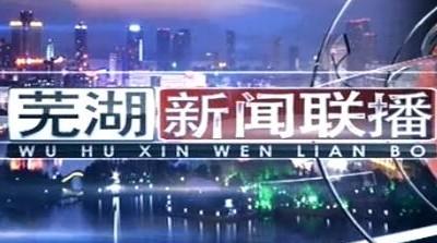 芜湖新闻联播 2020-02-22