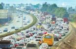 省交通厅发布春运高速公路出行指南 遇堵可选国省道