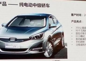 曝观致新车计划 新SUV+电动车源于奇瑞