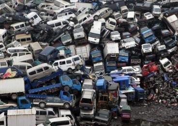 安徽大量汽车进入报废期 报废汽车将何处去?