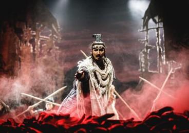 安徽大型民族舞剧《大禹》亮相国家大剧院