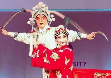 徽剧《惊魂记》震撼国际剧协世界代表大会