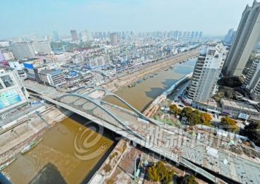 中山桥有望下月开放通行