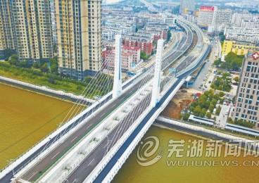 新中江橋通車在即