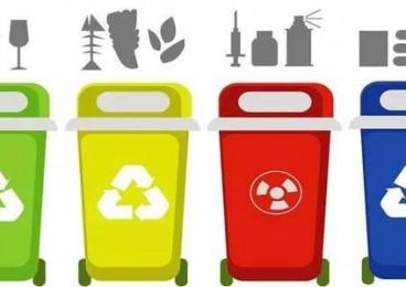 我市公共機構生活垃圾分類工作正式啟動