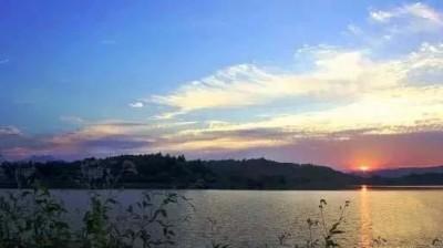 """芜湖:你欣赏过无为""""竹丝湖""""的美景吗?"""