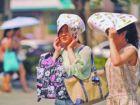 安徽21日起大范围高温天气卷土重来 部分地区超40℃