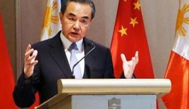 """王毅:""""一带一路""""是中菲合作的重点和亮点"""
