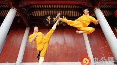 少林寺无遮大会 中日韩高手上阵对决