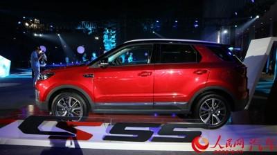 售8.38万-13.28万元 紧凑型SUV长安CS55正式上市