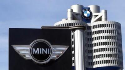 宝马宣布将在英国牛津工厂投产Mini电动版