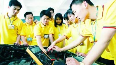 芜湖中职教育走出创新发展之路