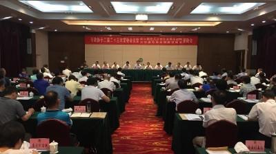 潘朝晖:坚持人才优先发展主战略 加快建设国家创新型城市