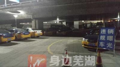 午夜查处7辆车,运管也是蛮拼的!