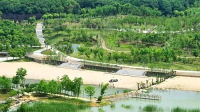 """""""生态蓝图""""绘就芜湖满城绿色"""
