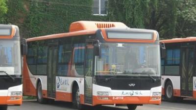 长假期间公交市内开通直达专线