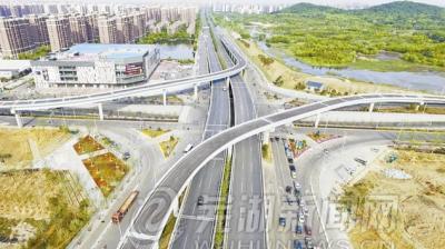"""交通重点工程壮大芜湖""""体格"""""""