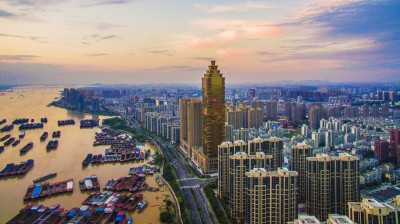 芜湖跻身中国百强城市