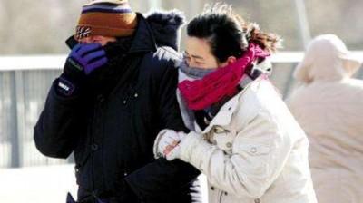 冷空气到来 芜湖明日低温4℃