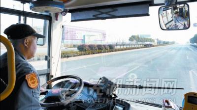 公交特6路开通试运营