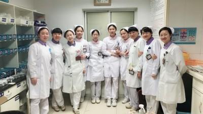 【春节我在岗】坚守岗位的儿科医护人员