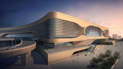 火车站西广场2020年有望投入使用