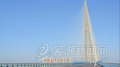 芜湖长江二桥荣获国际桥梁大会最高奖