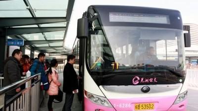 明日起 48路等6条公交线优化调整