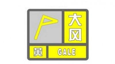 芜湖市发布雷雨大风预警