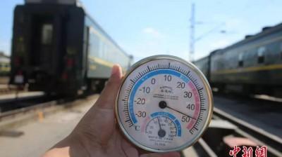中央气象台连续12天发布高温预警