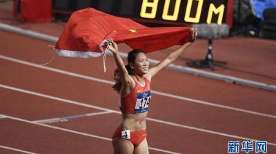 """专访王春雨 安师大出了一个田径""""天才少女"""""""