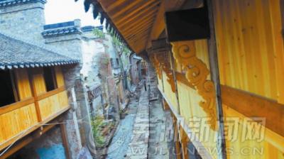 芜湖古城一期进展顺利