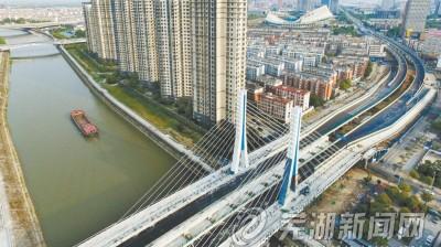中江桥开铺沥青