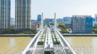 新中江橋有望下月底通車