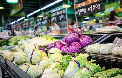 地产蔬菜供应减少 江城蔬菜价格普涨