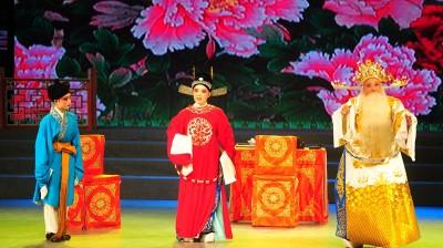 芜湖重排大型黄梅戏《女驸马》 推广传统戏曲文化