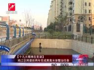 【十九大精神在芜湖】鸠江区将提前两年完成黑臭水体整治任务