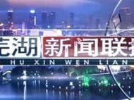 蕪湖新聞聯播2019-08-11