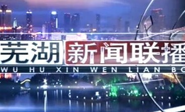 芜湖新闻联播2019-11-14