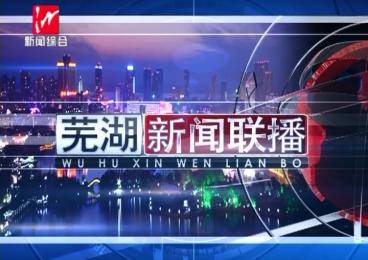 芜湖新闻联播-2020-09-11
