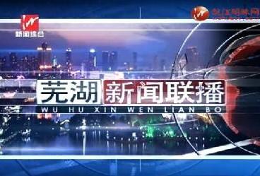 芜湖新闻联播 2021-06-17